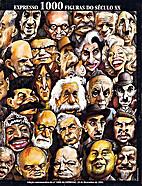 1000 figuras do século XX by Expresso
