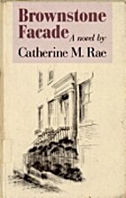 Brownstone Facade by Catherine M. Rae