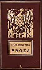 Proza by Stijn Streuvels