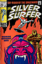 The Silver Surfer [1968] #6 by Stan Lee