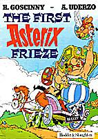 Asterix Frieze: 1st by René Goscinny