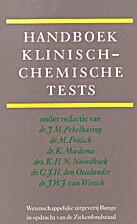 Handboek klinisch-chemische tests by J. M.…