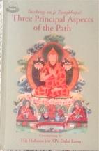 Three Principal Aspects of the Path:…