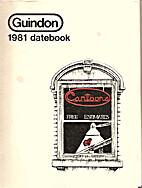 Guindon, 1981 Datebook by Richard Guindon