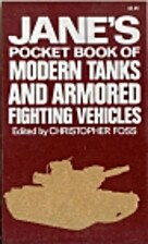 Jane's Pocket Book of Modern Tanks and…