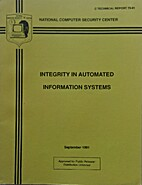 Integrity in Automated Information Systems C…