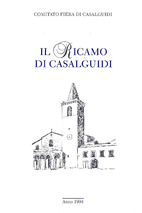 Il Ricamo di Casalguidi by Adele Della Porta