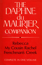 The Daphne Du Maurier Companion by Daphne du…