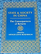 State and society in China : the…