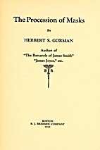 The procession of masks by Herbert Sherman…