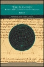 The Thirteen Books of the Elements by Euclid