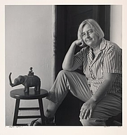Author photo. Photo by Robert Giard, at <a href=&quot;http://digitalgallery.nypl.org/nypldigital/id?1661138&quot; rel=&quot;nofollow&quot; target=&quot;_top&quot;>New York Public Library Digital Gallery</a>
