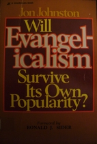 Will Evangelicalism survive its own…