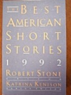 The Best American Short Stories, 1992 by…