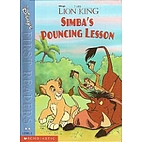 Simba's Pouncing Lesson by Gail Tuchman