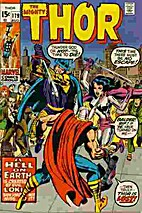 Thor # 179 by Stan Lee