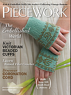 Piecework Magazine 2013 July/August by Jeane…