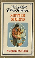 Summer Storms by Stephanie St. Clair