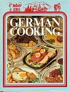 German Cooking by Ruth Malinowski
