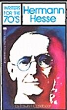 Hermann Hesse by Edwin F. Casebeer