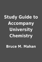 Study Guide to Accompany University…