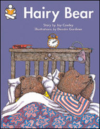 Hairy Bear by Joy Cowley