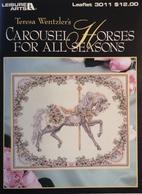 Carousel Horses for all Seasons Leaflet 3011…