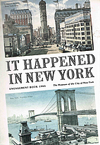 It happened in New York by Terry Miller