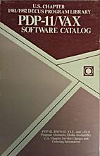 U.S. Chapter 1981/1982 Decus Program Library…