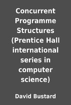 Concurrent Programme Structures (Prentice…