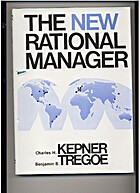 The New Rational Manager by Charles H.…