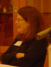 Author photo. Photo by Joel Mabel, 2007 (Wikimedia Commons)