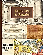 Fakes, lies, and forgeries : rare books and…