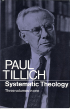 paul tillich systematic theology pdf