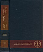 Introductory Engineering Statistics by Irwin…