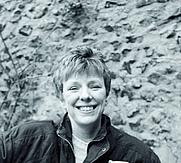 Author photo. Eva Weissweiler, 2002 (Wikipedia; Foto Credit @ Klaus Kammerichs)