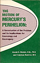 The Motion of Mercury's Perihelion: A…