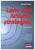 Lern- und Arbeitsstrategien: Fachbuch für…