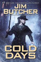 Cold Days (The Dresden Files, 14) by Jim…