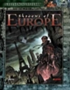 Shadows of Europe (Shadowrun) by Fanpro