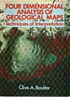 Four Dimensional Analysis of Geological…