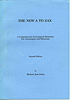 The new A to zax: A comprehensive…