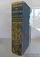 A Wanderer in London by E. V. Lucas
