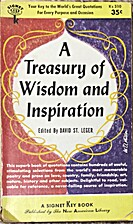 A treasury of wisdom and inspiration by…