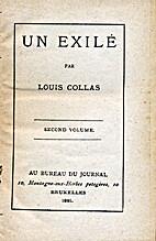 Un exilé by Louis Collas de La Baronais (FR…