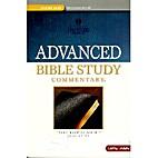 Advanced Bible Study…