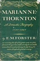 Marianne Thornton: A Domestic Biography,…
