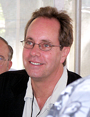 Author photo. Photo by Larry D. Moore, 2006 (Wikimedia Commons)