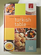 Turkish Table by Gonul Candas'