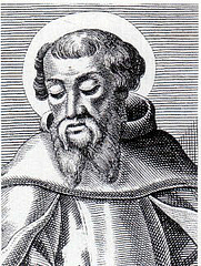 Author photo. Saint Irenaeus (c. 130-202), bishop of Lugdunum in Gaul (now Lyons, France).
